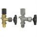 符合DIN 16270标准的仪表阀、LH-RH活动螺母/外螺纹G ½、PN 250